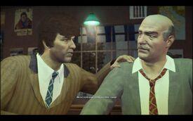 Carmine and Frank