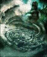 Poseidon whirlpool
