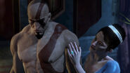 Kratos and Lysandra