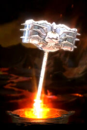 Godly Hammer of Ares