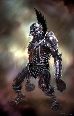 Zombie GOW III
