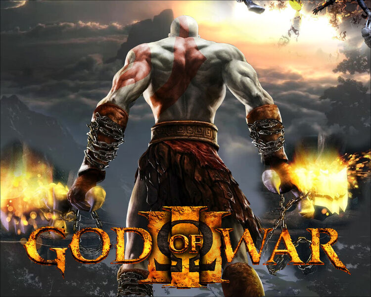 free game god of war 3 for pc