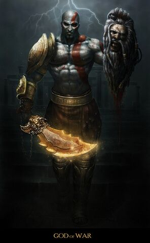 File:GOD OF WAR by choigebareun.jpg