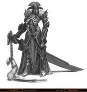 Skeleton legionnaire by raggedy annedroid-d32q2ck