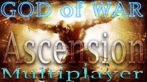 GOD of WAR Ascension Multiplayer Gameplay PS3