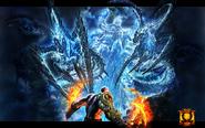 Kratos vs Poseidon by Rex1623