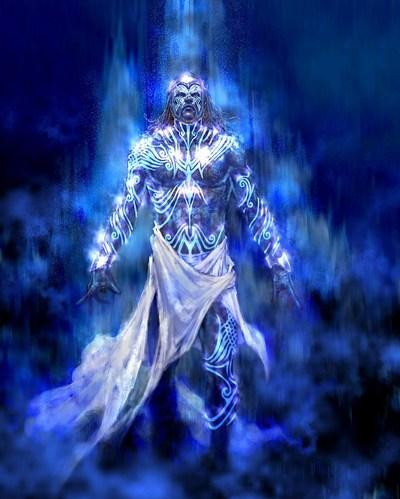 Kratos Brother Deimos Image - Small poseidon...