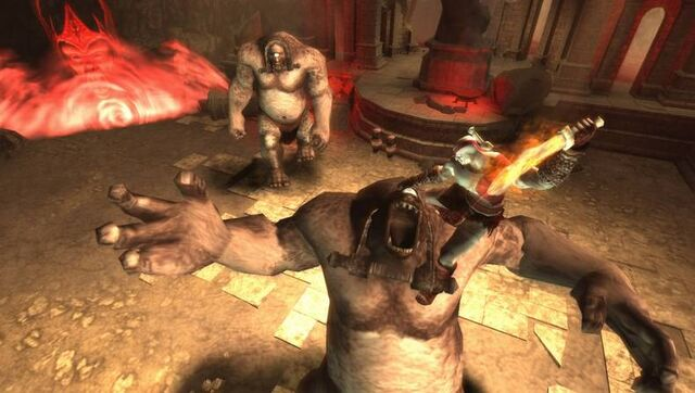 File:Kratos Kill a Cyclops (Chains of Olympus).jpg