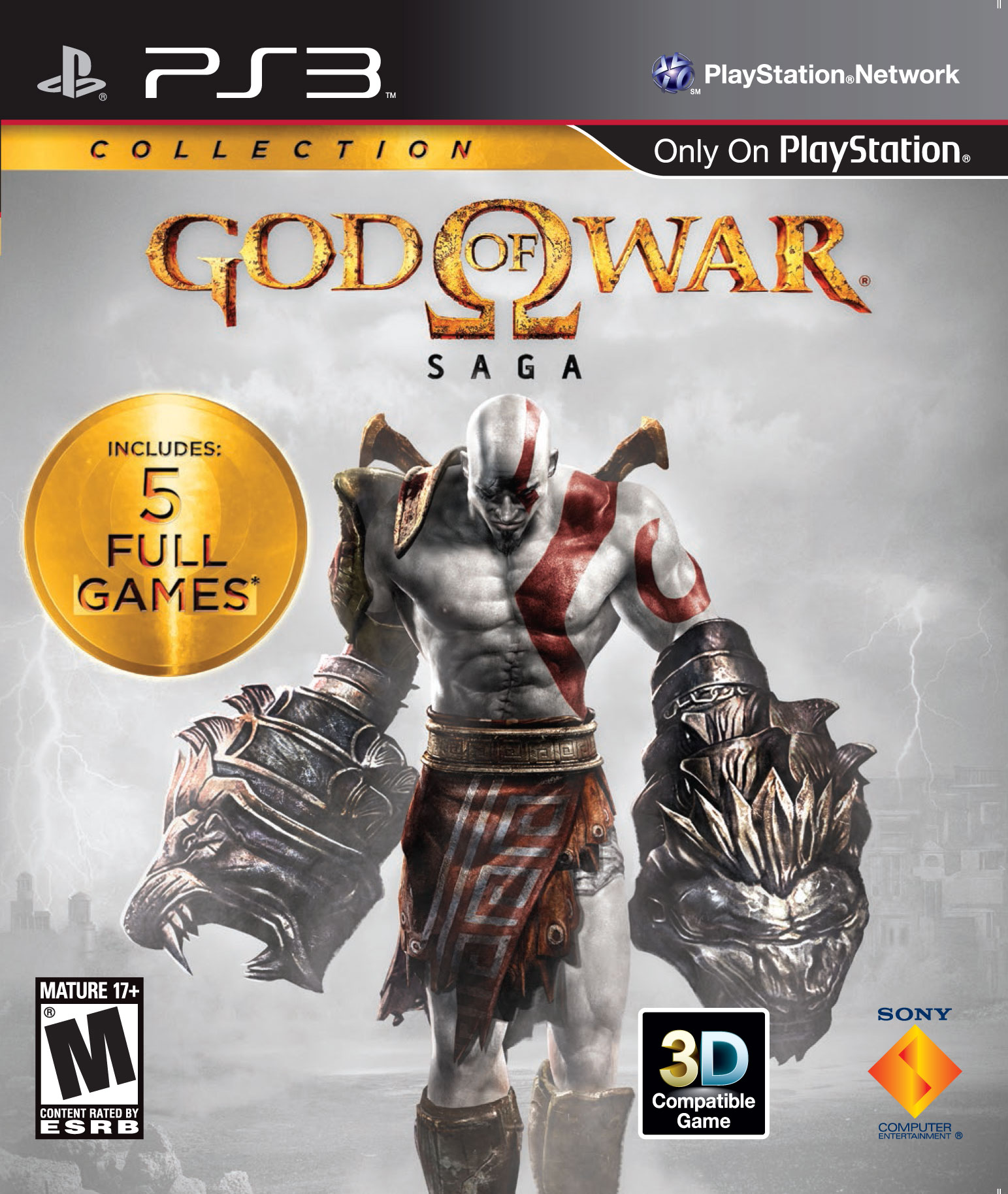 Image result for god of war series