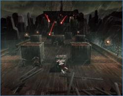 Kratos' fleet