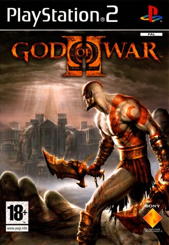 File:God of War II PAL.jpg