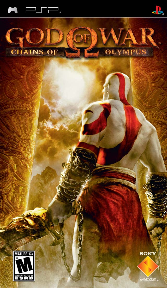 what order to play god of war series