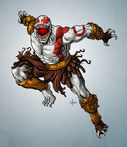 File:Kratos Venom by edcomics.jpg