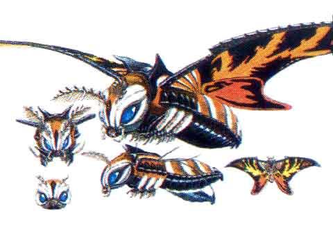 File:Concept Art - Rebirth of Mothra 3 - Mothra Leo 7.png