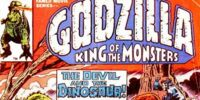 Godzilla, King of the Monsters (Marvel) Issue 22