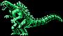 Godzilla 2 - Godzilla Sprite