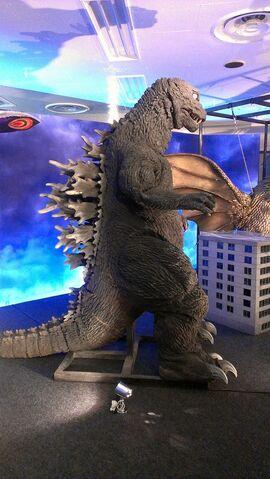 File:Great Godzilla 60 Years Special Effects Exhibition photo by Joseph Rouleau - SokogekiGoji 1.jpg