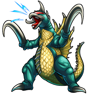 File:Godzilla X Monster Strike - Gigan Showa.png