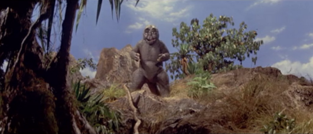 File:All Monsters Attack - Minilla saves Ichiro.png