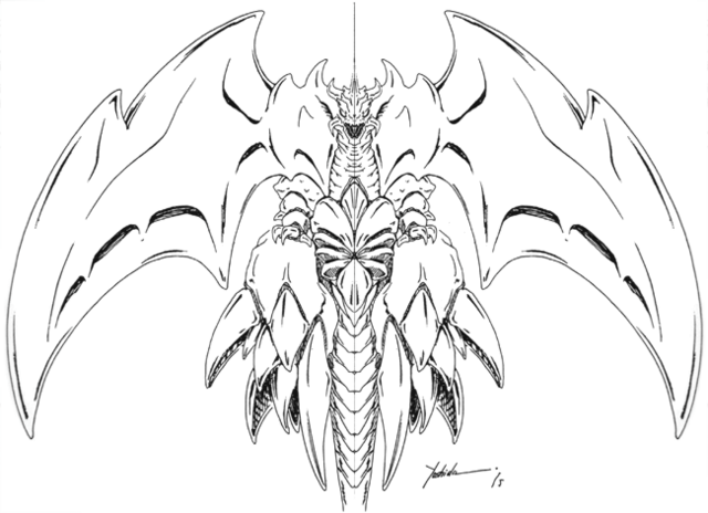 File:Concept Art - Godzilla vs. Destoroyah - Destoroyah 3.png