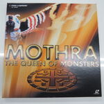 Mothra The Queen of Monsters LD