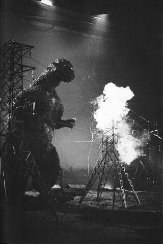 File:G54 - Godzilla On Set.jpg
