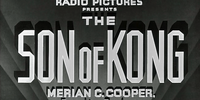 Son of Kong/Gallery