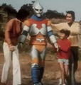 Godzilla vs. Megalon 12 - Jet Jaguar Song