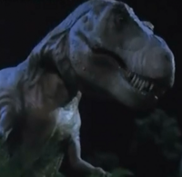 Actual T-Rex from RoMIII