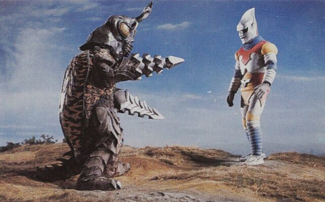 File:GVM - Jet Jaguar vs. Megalon.jpg