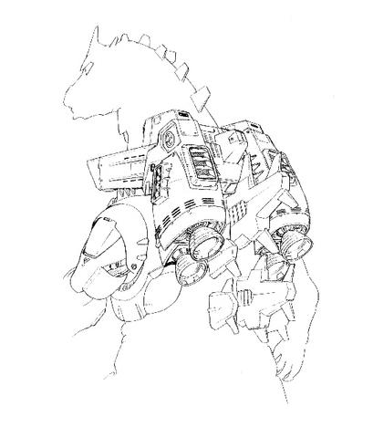 File:Concept Art - Godzilla Against MechaGodzilla - Kiryu 21.png