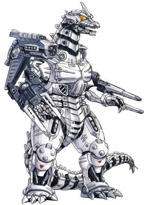 File:Concept Art - Godzilla Tokyo SOS - Kiryu 3.png