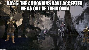Argonian Infiltration