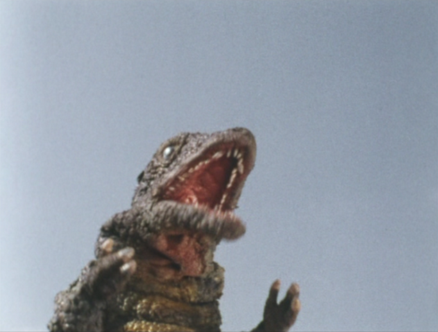 File:Go! Godman - Episode 6 Godman vs. Gorosaurus - 36 - Goodbye cruel world.png