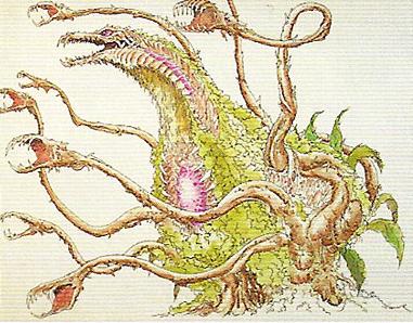 File:Concept Art - Godzilla vs. Biollante - Biollante 5.png