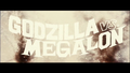 Godzilla vs. Megalon American DVD Title Card