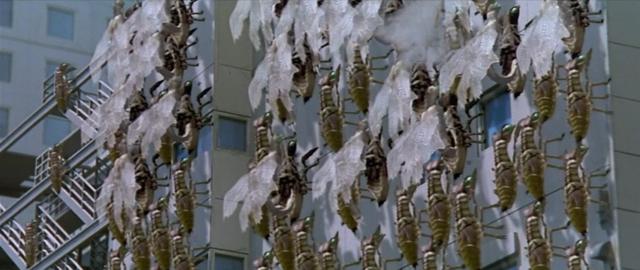 File:Godzilla vs. Megaguirus - Hundreds of Meganulas molt their skin.png