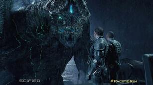 Pacific Rim Kaiju Featurette 21