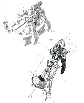 File:Concept Art - Godzilla Final Wars - Gotengo Controls 4.png