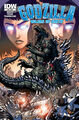 Godzilla Rulers of Earth issue -16 cover