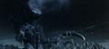 Godzilla Final Wars - 3-6 Gigan's Head Is Burned Off