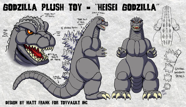 File:Godzilla plush design for toy vault by kaijusamurai-d7bq9to.jpg