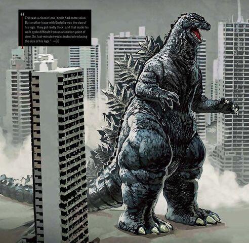 File:Concept Art - Godzilla 2014 - Godzilla 7.jpg
