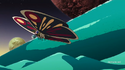 Space Dandy Mothra 1