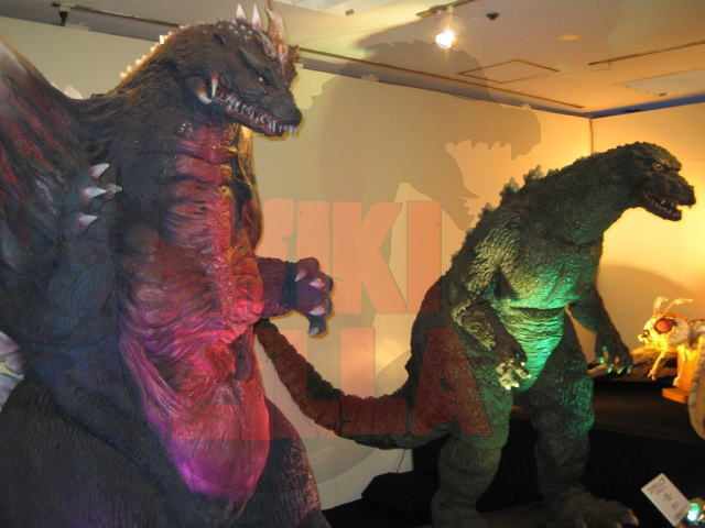File:Suit and Puppet Museum - SpaceGodzilla and Godzilla Junior.png