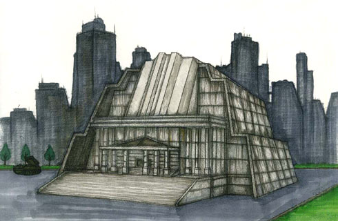 File:Concept Art - Godzilla Final Wars - Earth Defense Force Headquarters 2.png