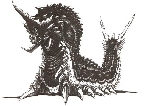 File:Concept Art - Godzilla vs. Mothra - Battra Larva 5.png