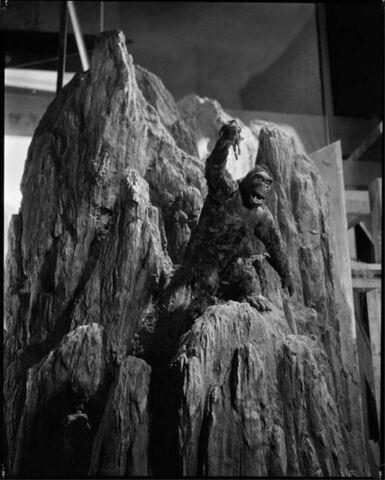 File:King Kong 1933 Miniature Model 1.jpg