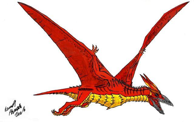 File:Neo Daikaiju RODAN by Dino master.jpg