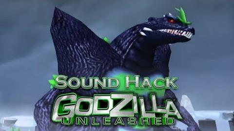 Super Godzilla Sounds Hack Godzilla Unleashed Wii